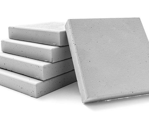betonowe płyty